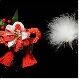 七五三髪飾り(CA753-003)